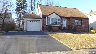 Fair Lawn Single Family Home Under Contract: 30-15 Garrison Terrace