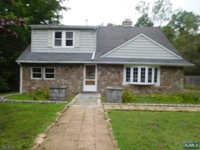 West Milford Single Family Home Under Contract: 97 Lincoln Avenue