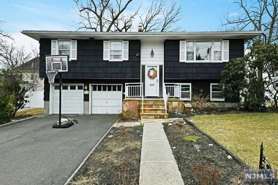 Fair Lawn Single Family Home Under Contract: 31-18 Garfield Place