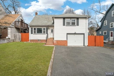 Essex County Single Family Home Under Contract: 28 Burchard Avenue