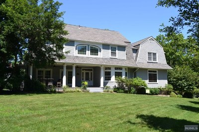 Westwood Single Family Home Under Contract: 8 Bryant Place