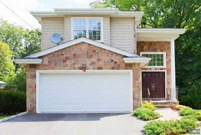 Cresskill Single Family Home Under Contract: 270 Concord Street