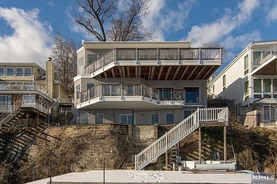 Edgewater Single Family Home Under Contract: 19 Shore Road