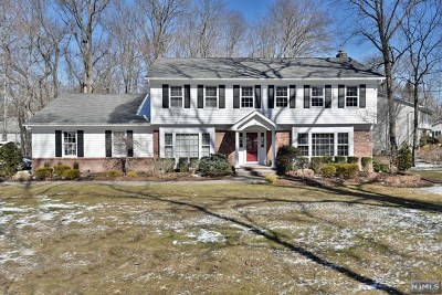 Ramsey Single Family Home Under Contract: 141 West Oak Street