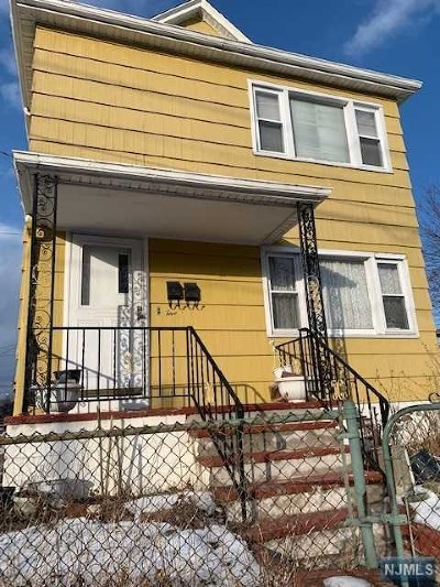 Englewood Multi Family 2-4 Under Contract: 5 West Hamilton Avenue