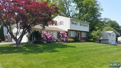Passaic County Single Family Home Under Contract: 88 Webster Drive