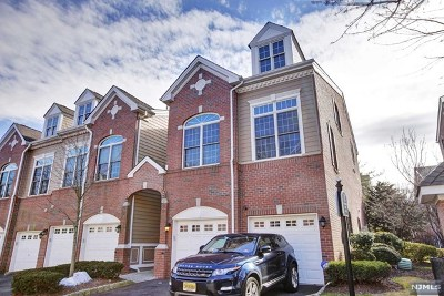 Hudson County Condo/Townhouse Under Contract: 84 Lydia Drive