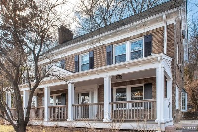 Essex County Single Family Home Under Contract: 412 Highland Avenue