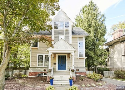 Essex County Single Family Home Under Contract: 225 Prospect Street