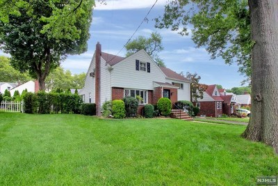 Teaneck Single Family Home Under Contract: 193 Intervale Road