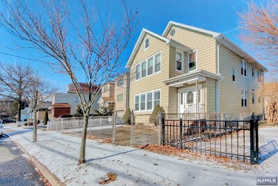Lyndhurst Multi Family 2-4 Under Contract: 105 Livingston Avenue