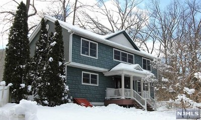 Ringwood Single Family Home Under Contract: 3 Brooksyde Avenue