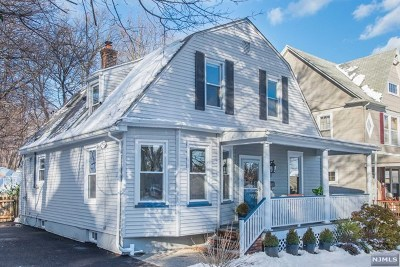 Essex County Single Family Home Under Contract: 85 Baldwin Street