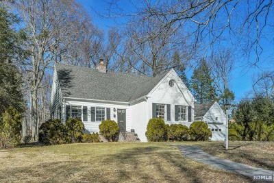 Ridgewood Single Family Home Under Contract: 835 Norgate Drive