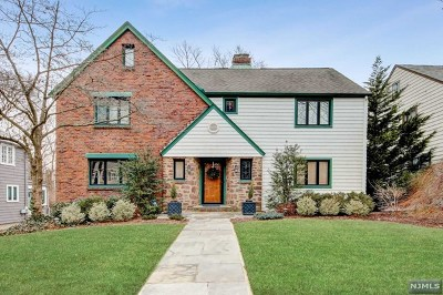 Essex County Single Family Home Under Contract: 10 Woodmont Road
