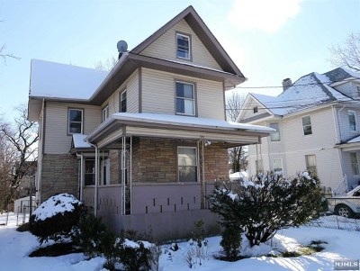 Bergen County Single Family Home Under Contract: 154 Morse Place