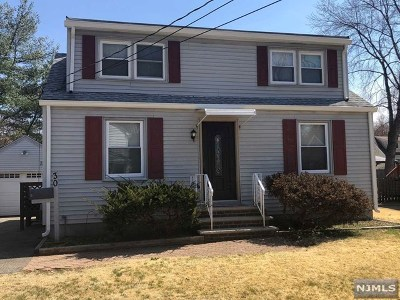 Wanaque Single Family Home Under Contract: 30 Roseland Avenue