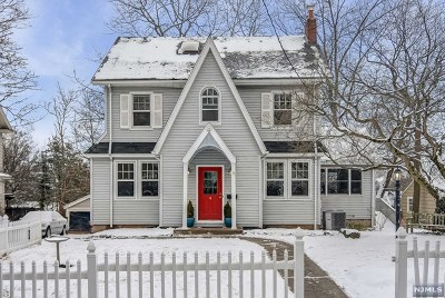 Essex County Single Family Home Under Contract: 9 Park Terrace