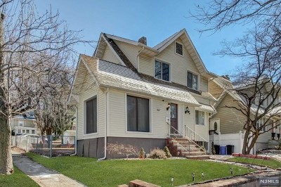 Ridgefield Park Single Family Home Under Contract: 99 7th Street