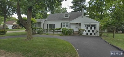 Tenafly Single Family Home Under Contract: 330 West Clinton Avenue