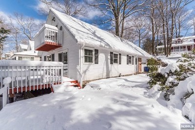 Morris County Single Family Home Under Contract: 36 Lakeside Trail