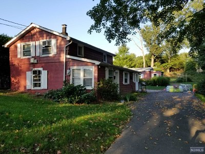 Ramsey Single Family Home Under Contract: 52 Grant Street