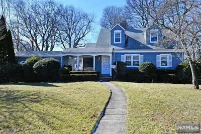 Ridgewood Single Family Home Under Contract: 20 South Pleasant Avenue