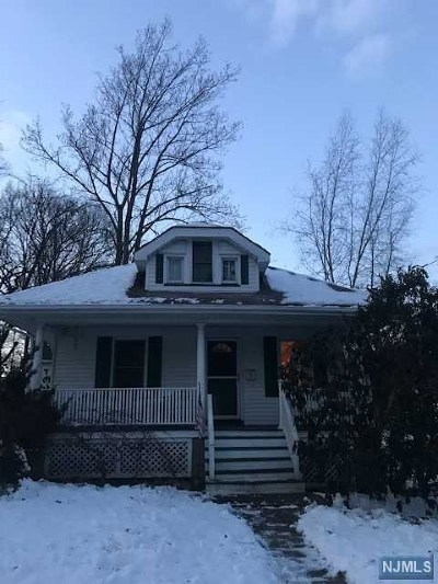Hillsdale Single Family Home Under Contract: 36 Ralph Avenue