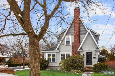 Ridgewood Single Family Home Under Contract: 563 Shelton Road