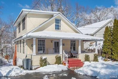 Wanaque Single Family Home Under Contract: 22 Grove Street