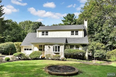 Tenafly Single Family Home Under Contract: 103 Prospect Terrace