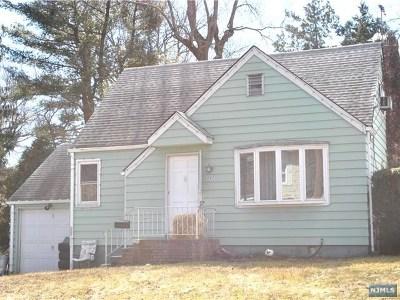 Dumont Single Family Home Under Contract: 147 Hamilton Avenue