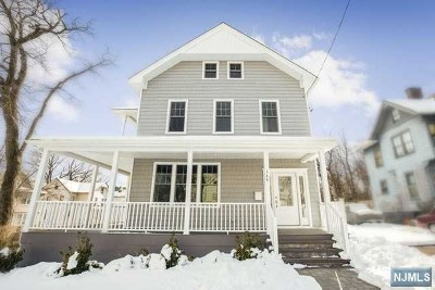 Essex County Single Family Home Under Contract: 149 Walnut Street