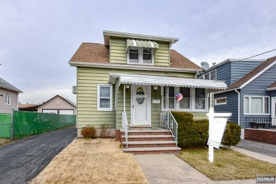 Totowa Single Family Home Under Contract: 52 Hudson Avenue