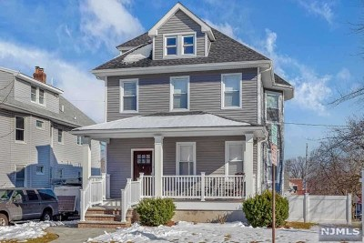 Rutherford Single Family Home Under Contract: 61 Feronia Way