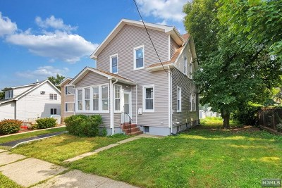 Elmwood Park Single Family Home Under Contract: 126 Orchard Street