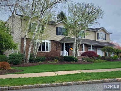 Wayne Single Family Home Under Contract: 15 Stagg Road