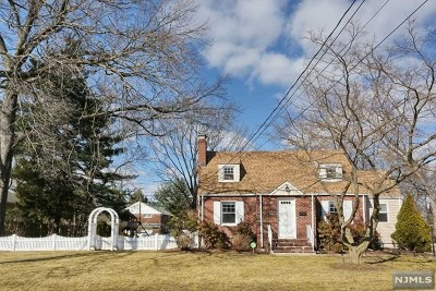 Oradell Single Family Home Under Contract: 640 Lake Avenue