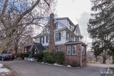 Ridgefield Park Single Family Home Under Contract: 525 Teaneck Road
