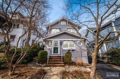 Rutherford Single Family Home Under Contract: 282 Orient Way