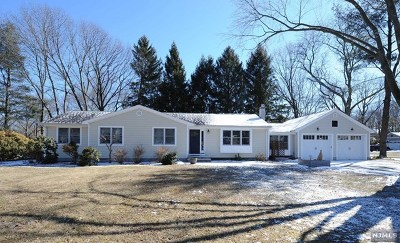 Ramsey Single Family Home Under Contract: 1 Delwood Court