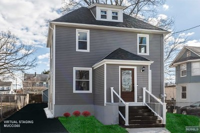 Bergenfield Single Family Home Under Contract: 16 Bergen Avenue