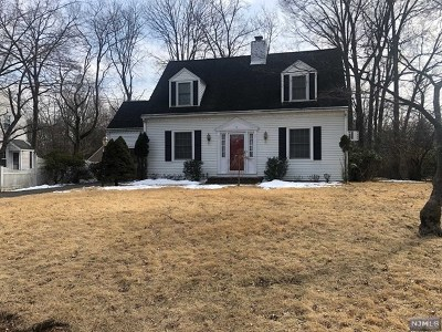 Westwood Single Family Home Under Contract: 71 Bryant Place