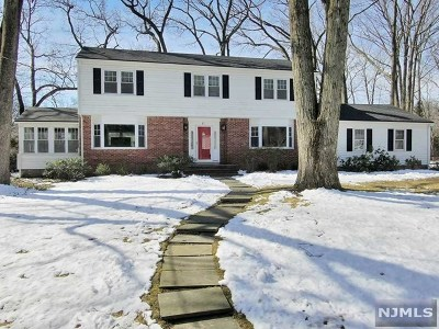 Hillsdale Single Family Home Under Contract: 11 Ellen Court