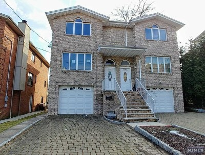 Cliffside Park Condo/Townhouse Under Contract: 258 Columbia Avenue #A