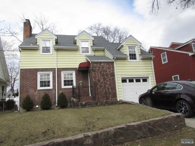 Rutherford Single Family Home Under Contract: 226 Woodward Avenue