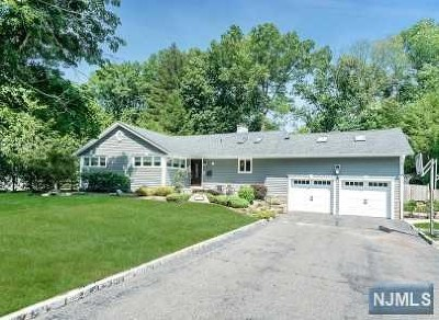 Hillsdale Single Family Home Under Contract: 188 Saddlewood Drive
