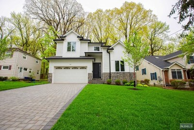 Tenafly Single Family Home Under Contract: 48 Buff Road