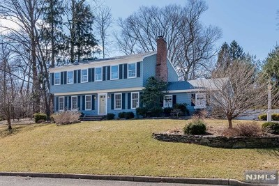 Montvale Single Family Home Under Contract: 3 Mulberry Lane