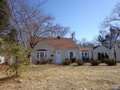 Morris County Single Family Home Under Contract: 7 Brookside Avenue